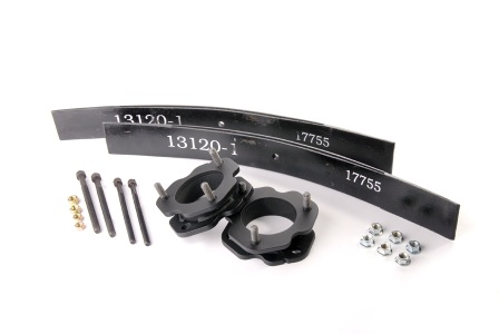 "Fat Bob's Garage, Part # 41200-AAL, Toyota Tacoma 2"" Lift Kit with Rear Add A Leafs 4WD/2WD 1996 - 2004 (6 Lug)"