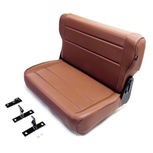 Fol ford tumble replacement rear seat 1976 1995 jeep cj for Garage seat argenteuil 95