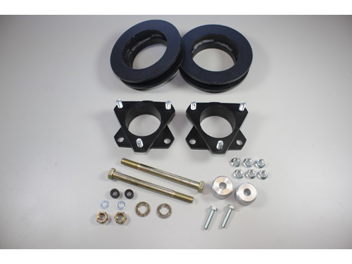 "Fat Bob's Garage, Part # 44300125, Toyota FJ Cruiser 3"" Front 1.25"" Rear Lift Kit 2007-2014"