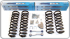 "Fat Bob's Garage, BDS Part #446H, Jeep Grand Cherokee ZJ 3"" Front 2"" Rear Lift Kit 1993-1998"