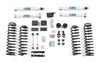 "Jeep Wrangler JK 2 Door 3"" Front 3"" Rear Lift Kit 2007-2011 Mini-Thumbnail"