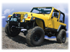 "Jeep Wrangler TJ 6.5"" Front 6"" Rear Long Arm Lift Kit 1997-2006 Mini-Thumbnail"