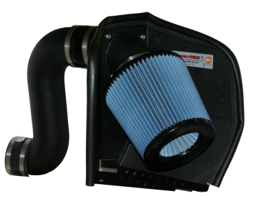 Fat Bob's Garage, AFE Part #51-10412, Dodge Cummins 5.9L 2003-2007 AFE Stage 2 Cold Air Intake System