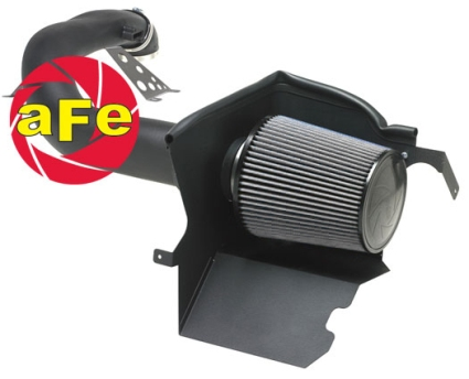 Fat Bob's Garage, AFE Part #51-10512, Ford F150 2004-2008 5.4L AFE Stage 2 Type Cx Cold Air Intake with Pro-Dry S Filter