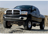 "Dodge Ram 2500/3500 6"" Front 4"" Rear Lift Kit 4WD 2009-2013 Mini-Thumbnail"