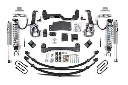 dodge ram 1500 6 u0026quot  coil over lift kit 2006
