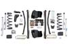 "Fat Bob's Garage, BDS Part #636H, Dodge Ram 1500 Mega Cab/2500 6"" Front 4"" Rear Lift Kit 4WD 2008"