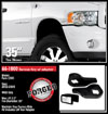 "Fat Bob's Garage, Ready Lift Part #66-1000, Dodge Ram 1500 2"" Front Leveling Kit 4WD 2002-2005"
