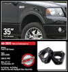 "Fat Bob's Garage, Ready Lift Part #66-2050, Ford F150 New Body 3"" Front Leveling Kit 4WD/2WD 2004-2008"