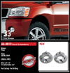 "Fat Bob's Garage, Ready Lift Part #66-4010, Nissan Titan 1.5"" Front Leveling Kit 4WD/2WD 2008-2015"