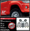 "Fat Bob's Garage, Ready Lift Part #69-5055, Toyota Tacoma/PreRunner SST 3"" Lift Kit 4WD/2WD 2005-2012"