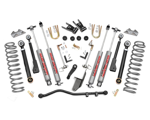 "Fat Bob's Garage, Rough Country Part #697.2, Jeep Comanche 6.5"" Suspension Lift 1986-1993"