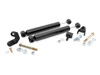 Fat Bob's Garage, Rough Country Part #87308, Jeep TJ/XJ/LJ/MJ Dual Steering Stabilizer 1984-2006
