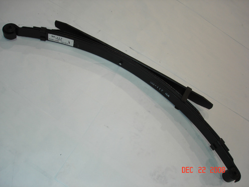 Fat Bob's Garage, Part # 90-117HD, Toyota Pickup Rear 5 Leaf Heavy Duty Spring 4WD 1989-1994 (Single)