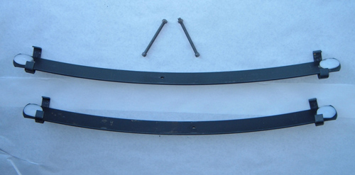 Fat Bob's Garage, Part # 90-201-3KIT, Toyota Tacoma Factory Replacement Leaf Springs #3 1998-2004 (Set)