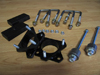 "Fat Bob's Garage, Part # 909025, Toyota Tundra 3"" Front 1"" Rear Lift Kit Access Cab Pickup 2000-2006"
