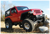 "Jeep Wrangler JK 2 Door 5.5"" Front 5"" Rear Lift Kit 2007-2011 Mini-Thumbnail"