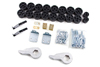 "Fat Bob's Garage, Zone Offroad Part #C1353, Chevrolet/GMC Silverado/Sierra 3.5"" Combo Kit 4WD 2003-2005"