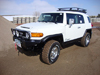 "Toyota FJ Cruiser 3"" Front 1.25"" Rear Lift Kit 2007-2014 Mini-Thumbnail"