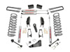 "Fat Bob's Garage, Rough Country Part #393.23, Dodge Ram 2500/3500 Mega Cab 5"" Suspension Lift Kit 4WD 2008"