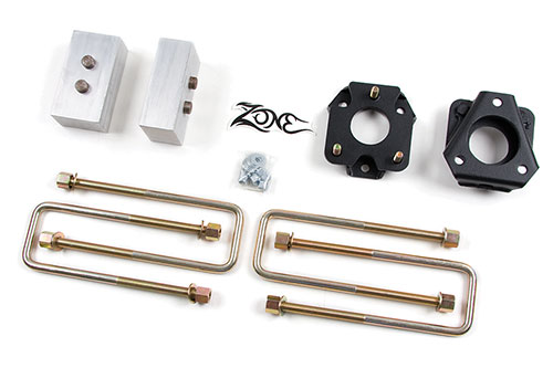 "Fat Bob's Garage, Zone Offroad Part #F1210, Ford F150 2"" Lift Kit 4WD 2004-2008"