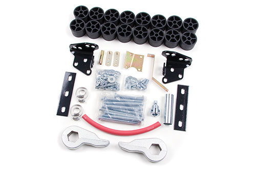 "Fat Bob's Garage, Zone Offroad Part #F1400, Ford F150 4"" Combo Kit 4WD 1997-2003"
