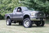 "Ford F250/F350 Super Duty 4"" Suspension 4WD 2005-2007 Mini-Thumbnail"