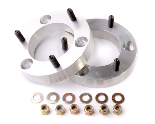 "Fat Bob's Garage, Part # FBAL43300, Toyota Tundra 3"" Front Aluminum Spacer Lift Leveling Kit 1999-2006"
