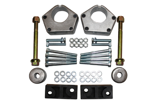 "Fat Bob's Garage, Part # FBIFS-2, Toyota 2.5"" Front Ball Joint Spacer Lift Kit IFS 4Runner 4WD 1985-1995"