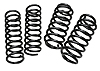 "Fat Bob's Garage, Part # FBWJ2CC, Jeep Grand Cherokee WJ 2"" Coil Spring Suspension Lift Kit 1999-2004"
