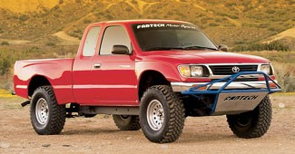 "Fat Bob's Garage, Fabtech Part #FTS4130-7, Toyota Tacoma 2WD 5 Lug 3"" Spindle Lift"
