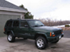 "Jeep Cherokee 2"" Lift Kit w/Shocks 1984 - 2001 Mini-Thumbnail"