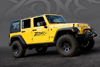"Jeep Wrangler JK 4"" Suspension System 2-Door 2007-2017 Mini-Thumbnail"