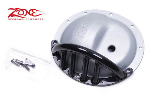 Fat Bob's Garage, Zone Offroad Part #J5019, Jeep Dana 35 Differential Guard