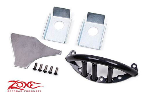 Fat Bob's Garage, Zone Offroad Part #J5032, Jeep Dana 30 Protection Package
