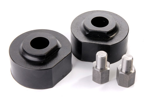 "Fat Bob's Garage, Part # 20200-2WDSD, Ford F250/F350 2"" Front Spacer Lift Leveling Kit w/ Extender Studs 2WD 1999-2011"