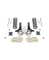 "Fat Bob's Garage, MaxTrac part #K882170, Dodge Ram 1500 7"" Lift Kit, MaxTrac shocks 4.7L V8 2WD 2002-2008"
