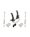 "Fat Bob's Garage, MaxTrac part #K882242, Dodge Ram 2500/3500 3.5""/2.5"" Lift Kit 2WD 2003-2008"