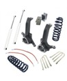"Fat Bob's Garage, MaxTrac part #K882262, Dodge Ram 2500/3500 6"" Lift Kit, MaxTrac Shocks 2WD 2003-2008"