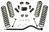 "Fat Bob's Garage, Superlift part #K921, Superlift Jeep Wrangler JK 4"" Lift Kit (4-door) 2007-2009 4WD"