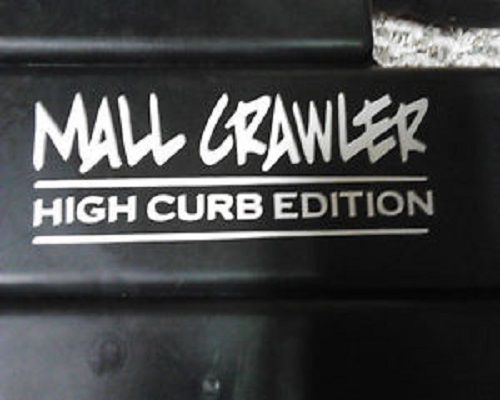 Fat Bob's Garage - Mall Crawler Decal High Curb EditionFat Bob's Garage - Mall Crawler Decal