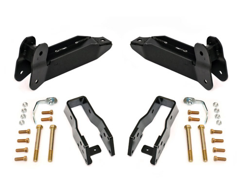Fat Bob's Garage, Rough Country Part #342, Dodge 2500/3500/Mega Cab Control Arm Drop Kit 4WD 2003-2012