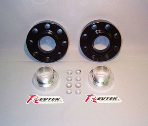 "Fat Bob's Garage, Revtek Part #580, Jeep Liberty 4WD 2"" Lift Kit Suspension System 2001-2007"