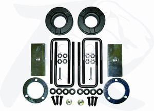 "Fat Bob's Garage, Revtek Part #835, Nissan Frontier 2.5"" Lift Kit Suspension System 2005-2015"
