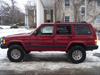 "Jeep Cherokee 3"" Lift Kit w/Shocks 1984 - 2001 Mini-Thumbnail"