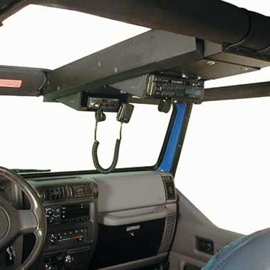 Fat Bob's Garage, Tuffy Part # 04801, Double Compartment Overhead Console