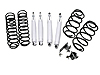 "Jeep Wrangler 3"" Suspension Lift Kit w/Shocks 1997-2006"