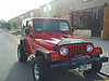 "Jeep Wrangler 2"" Lift Kit w/Shocks 1997-2006 Mini-Thumbnail"