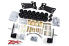 "Fat Bob's Garage, Zone Offroad Part #C9355, Chevrolet/GMC 1500 Pickup 3"" Body Lift 1999-2000 2WD/4WD"