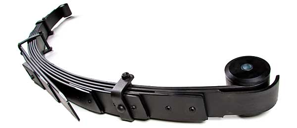 "Fat Bob's Garage, BDS Part #2459, Dodge Ram 1500 4.5"" Rear Spring 2.5"" wide Glide-Ride Leaf Springs - Each 1994-2001"